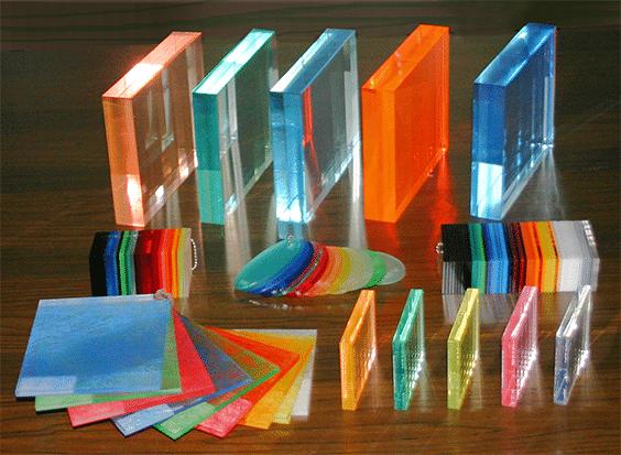 venta de tubos de acrilico: